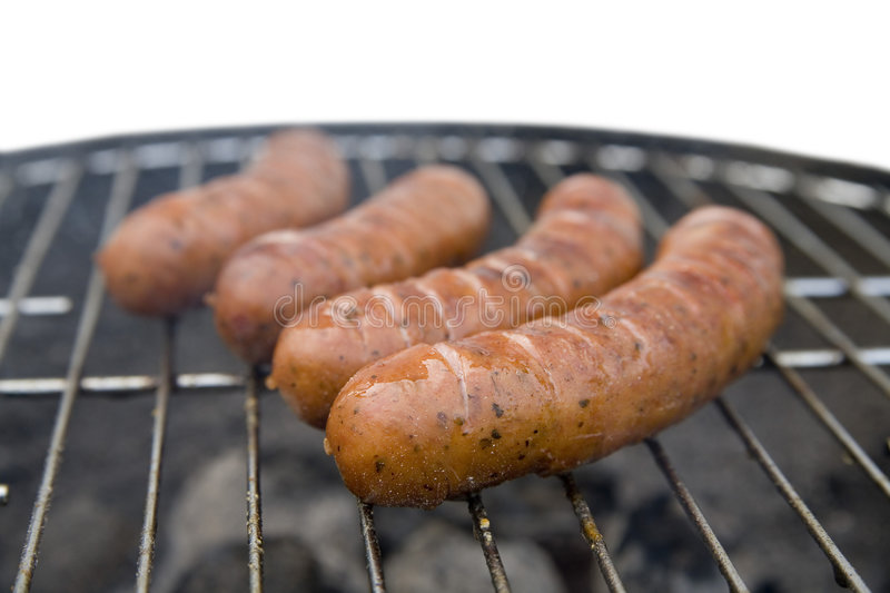 Download Tasty Sausages Stock Photo - Image: 2301720