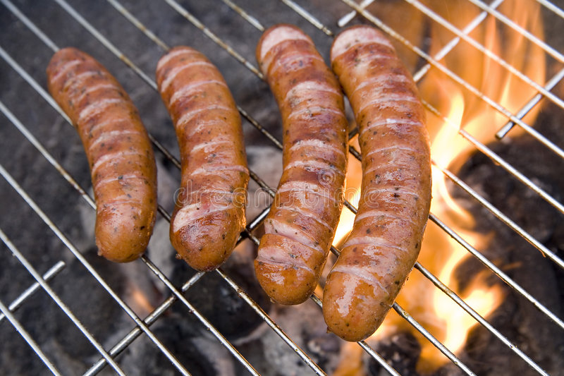 Download Tasty Sausages Stock Photos - Image: 2301843