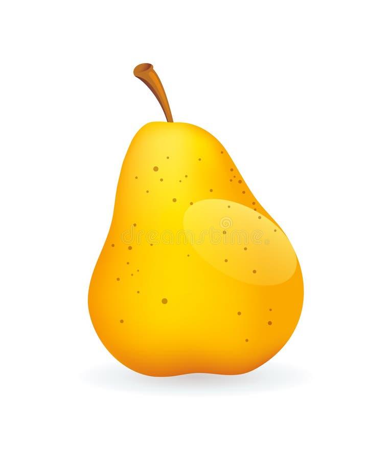 Free Tasty Yellow Pear Stock Photography - 16120672