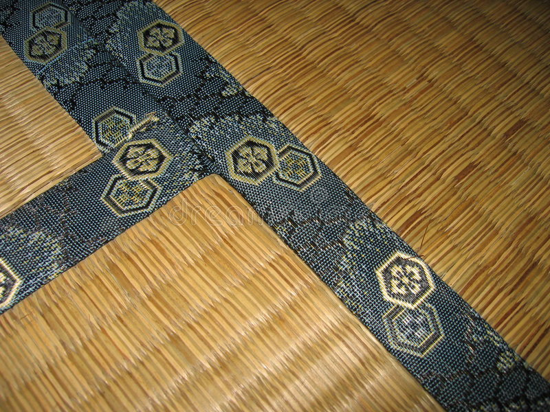 Download Tatami floor - detail stock photo. Image of japan, luxury - 18294