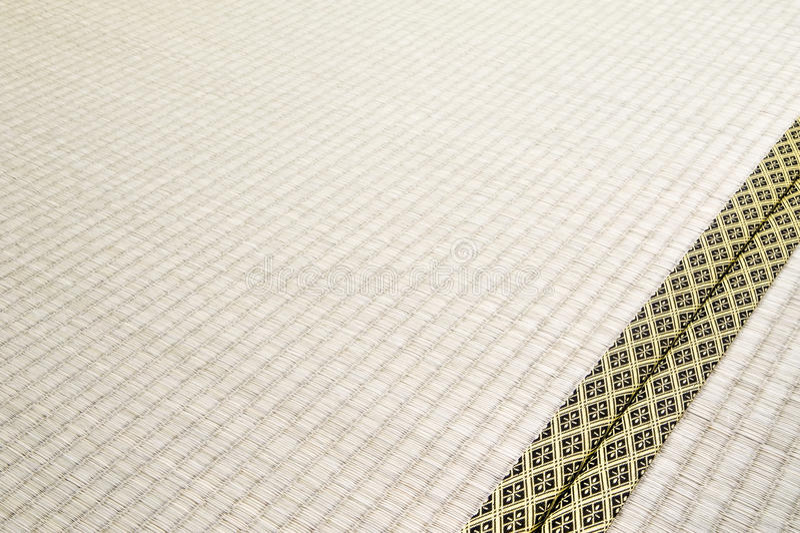 Tatami mat. Japanese traditional tatami mat royalty free stock image