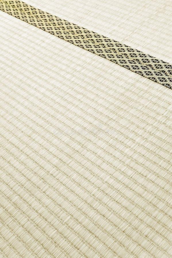 Tatami mat. Japanese traditional tatami mat stock image