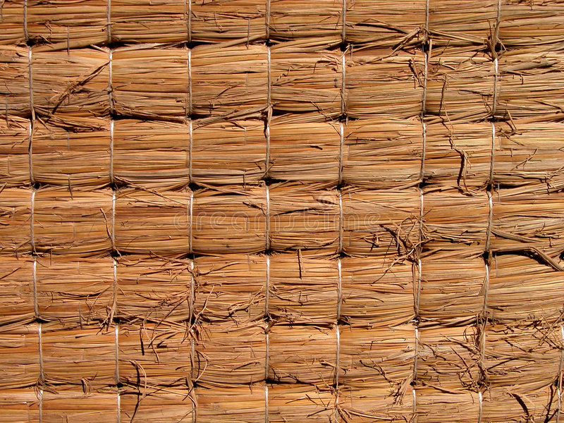 Tatami texture stock images