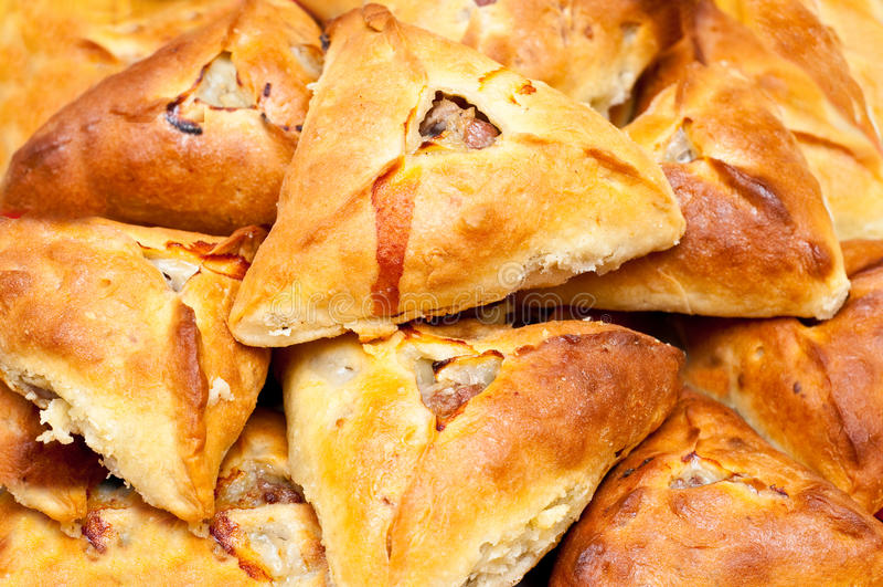 tatar παραδοσιακός πατατών ζύμ&et στοκ εικόνα με δικαίωμα ελεύθερης χρήσης