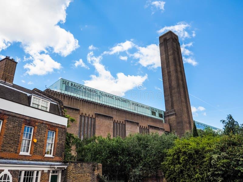 Tate Modern à Londres, hdr photos libres de droits