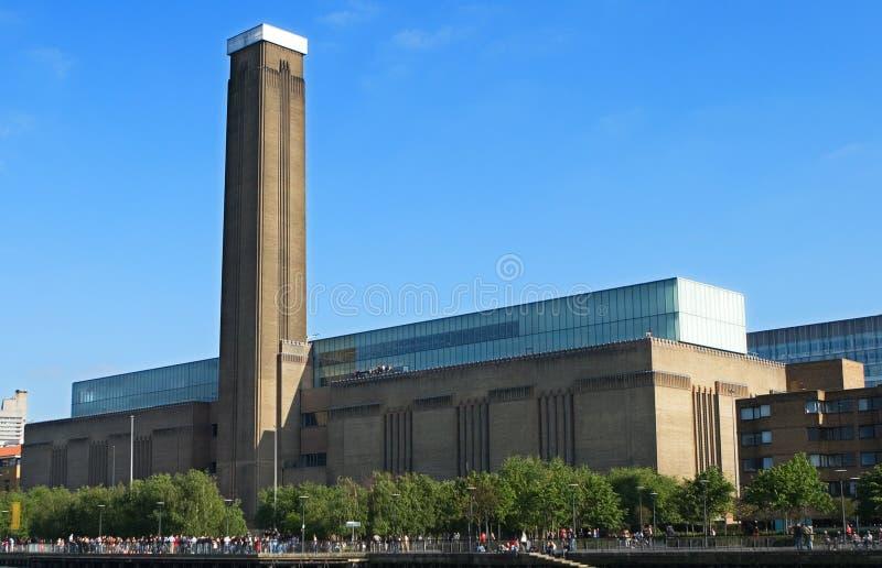 Tate Modern lizenzfreie stockbilder