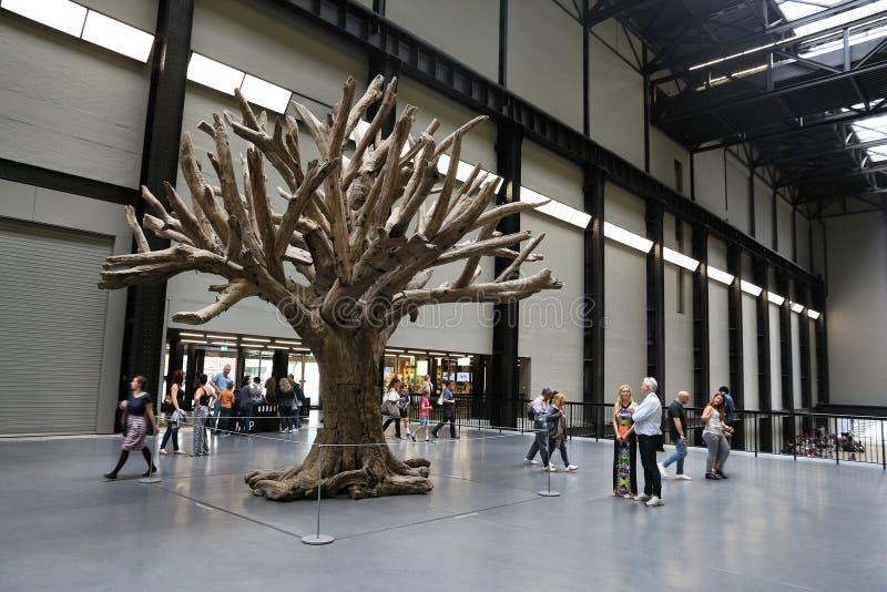 Tate Modern images libres de droits