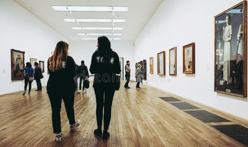 Tate Modern en Londres foto de archivo libre de regalías