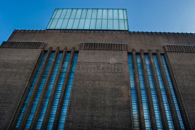 Tate Modern galleri royaltyfria foton