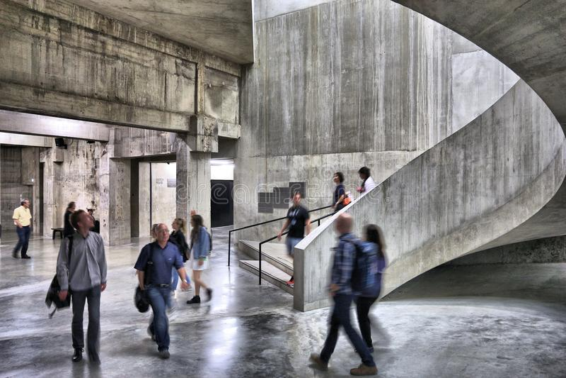 Tate Modern het UK stock foto's