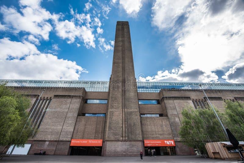 Tate Modern, London lizenzfreie stockbilder