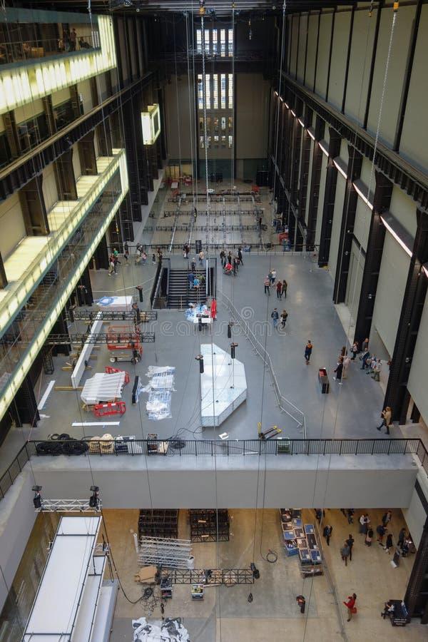 Tate Modern a Londra immagine stock libera da diritti