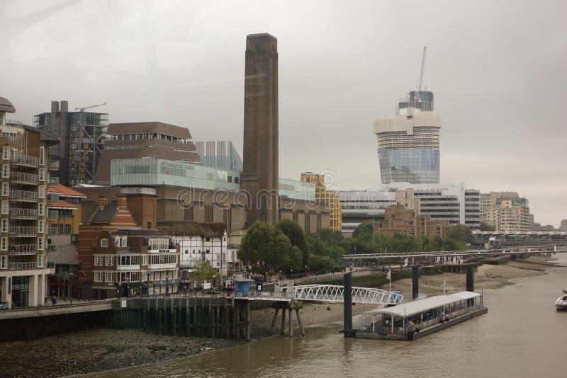 Tate Modern a Londra fotografia stock libera da diritti