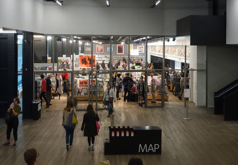 Tate Modern a Londra fotografia stock