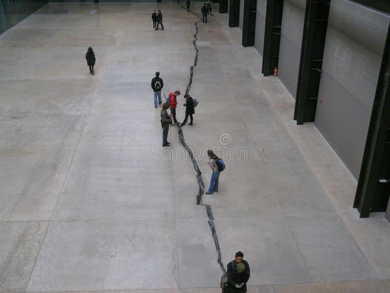Tate Modern, Londres photo libre de droits
