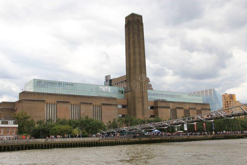 Tate Modern Museum à Londres photo stock
