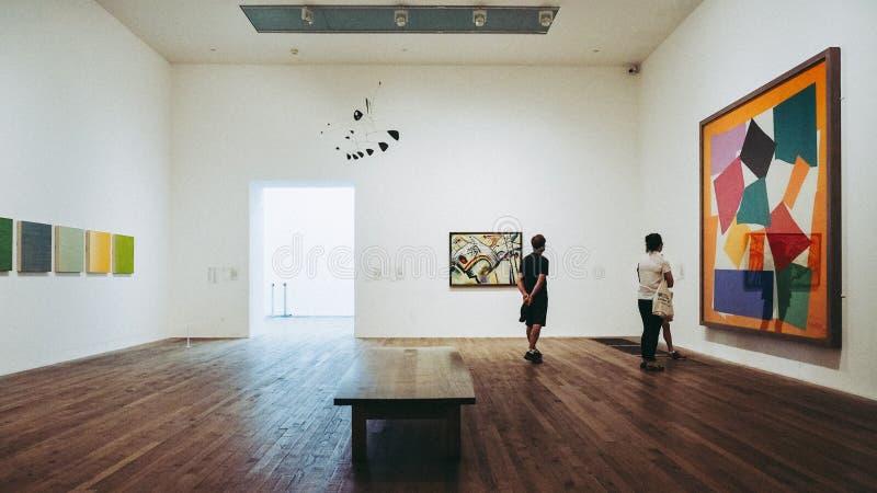 Tate Modern w Londyn obrazy royalty free