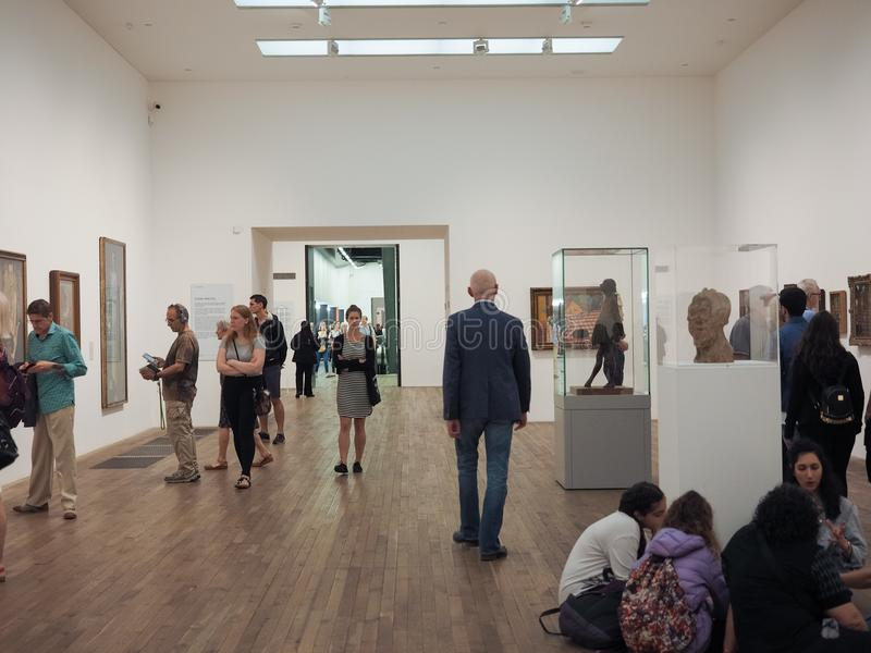 Tate Modern w Londyn zdjęcie stock