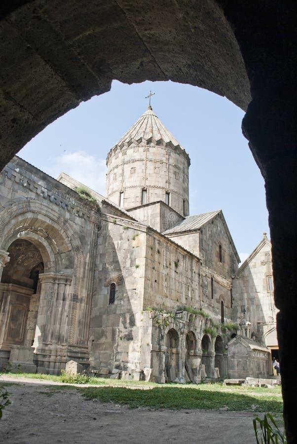 Tatevkerk stock fotografie