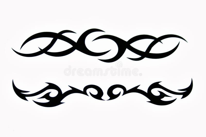 tatoo φυλετικό στοκ φωτογραφίες