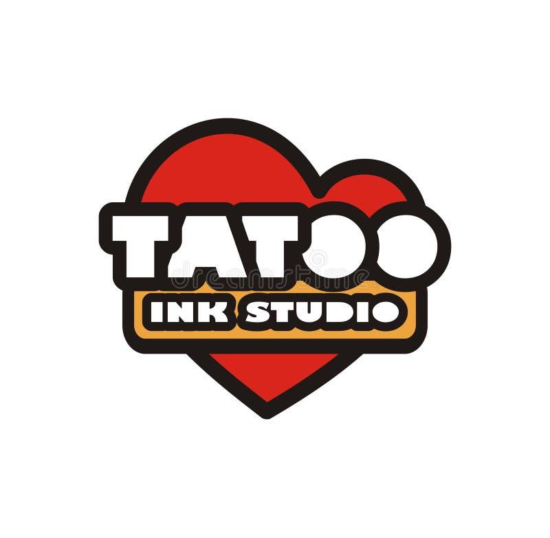 Tatoo logo royalty free illustration