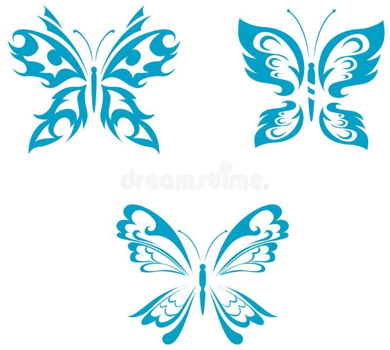 Tatouage de guindineau illustration stock