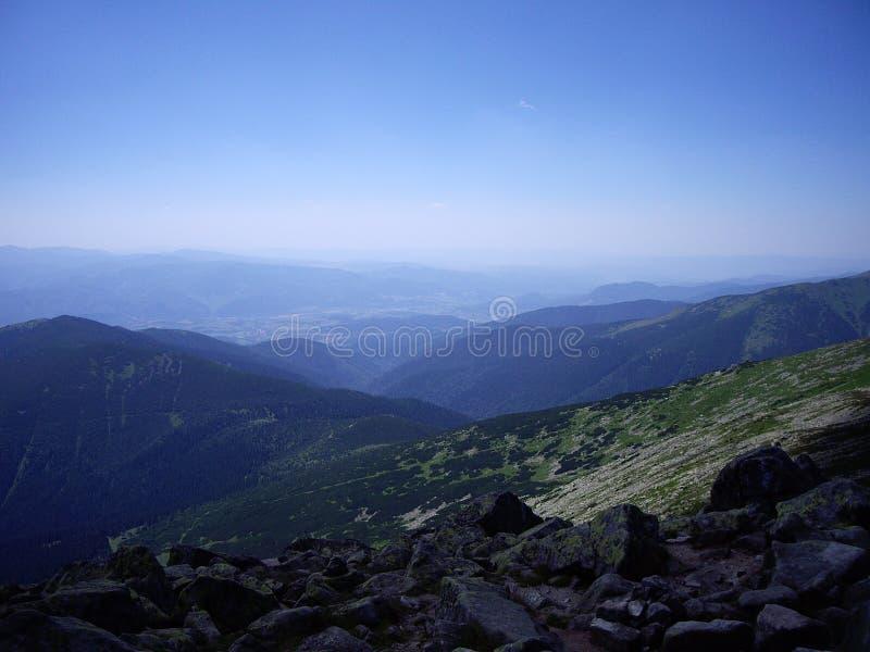 Tatra immagini stock libere da diritti