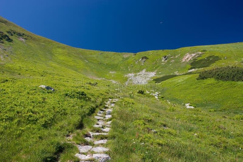 Tatra berg arkivfoton