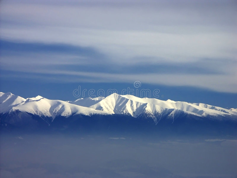 Download Tatra mountain range stock photo. Image of clouds, outdoors - 442616