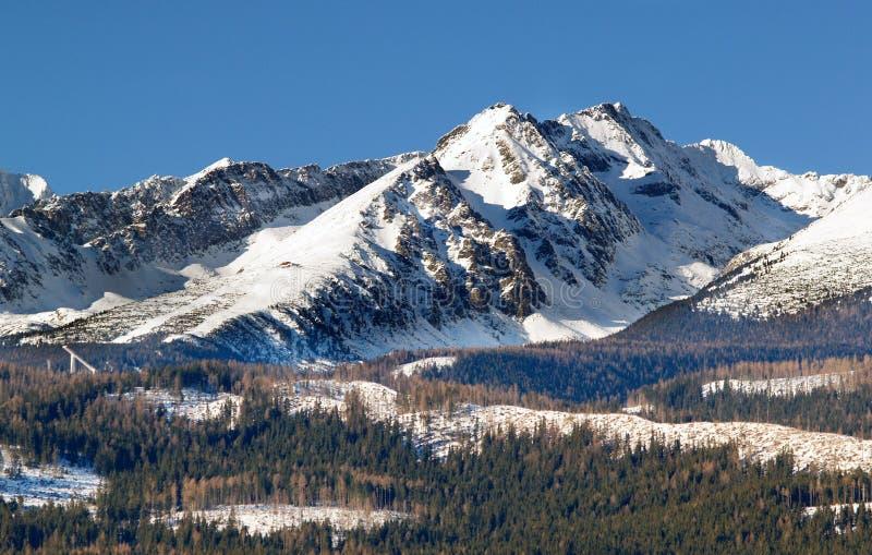 The Tatra Mountains stock photos