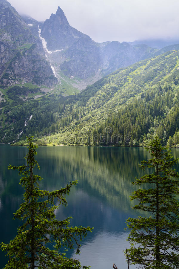 Tatra mountains stock images