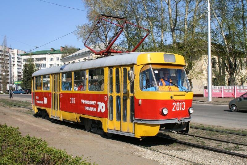 Tatra T3SU στοκ εικόνα