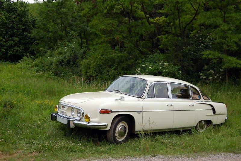 Tatra T603 royalty free stock photos