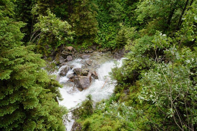 Download Tatra waterfall stock image. Image of travel, rocks, nature - 46721189