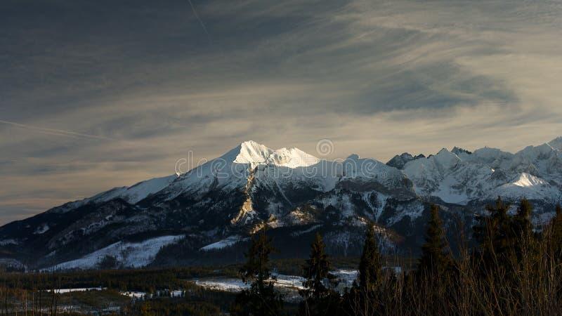 Tatras arkivfoto