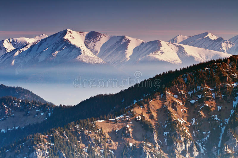 Tatras. стоковое фото rf