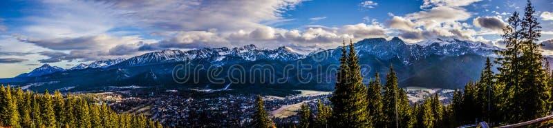 Tatras fotografia royalty free