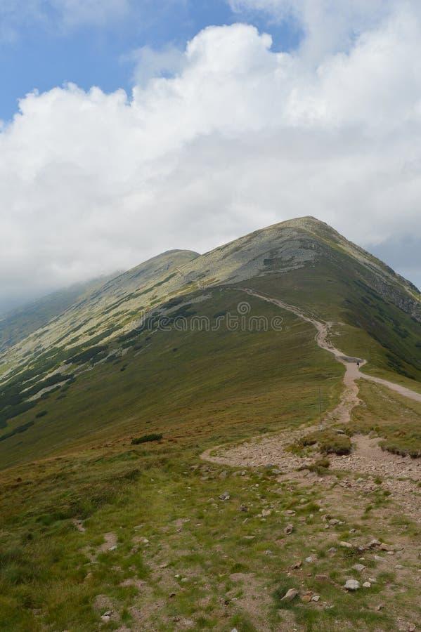 Tatras Moutain 库存图片