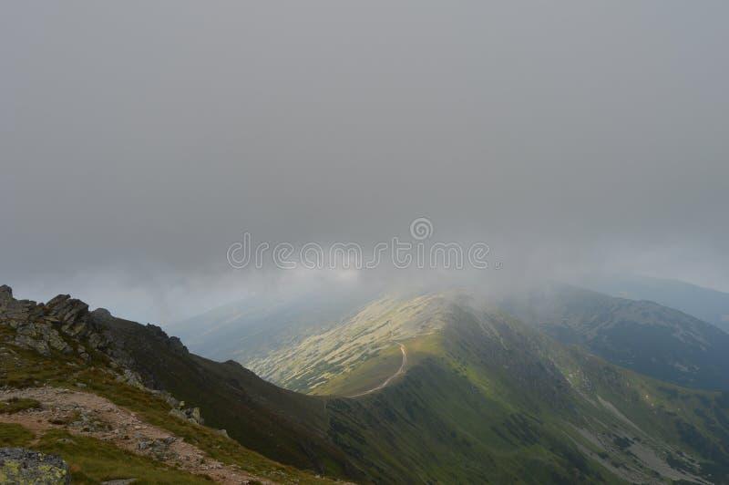 Tatras Moutain 库存照片