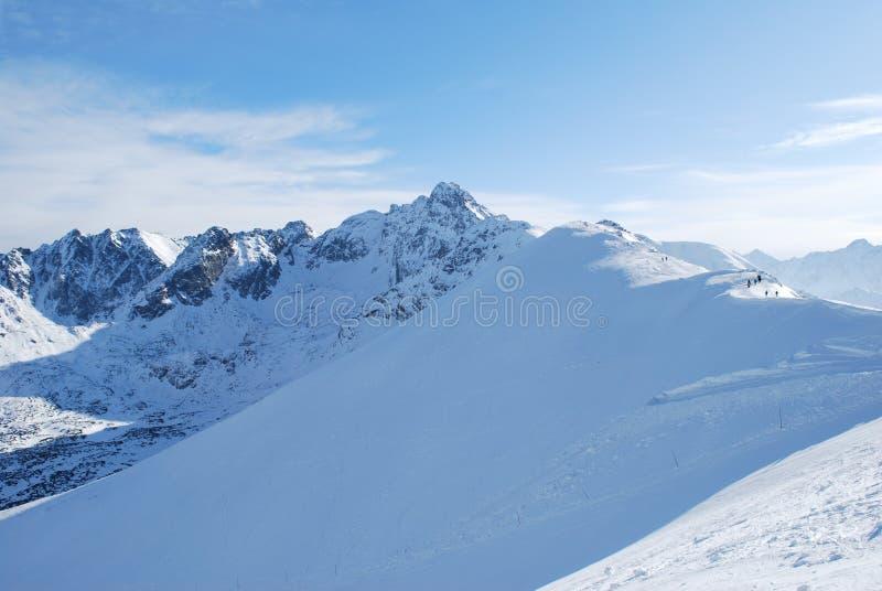 Download Tatry foto de stock. Imagem de elevador, d0, esqui, cenário - 12813862