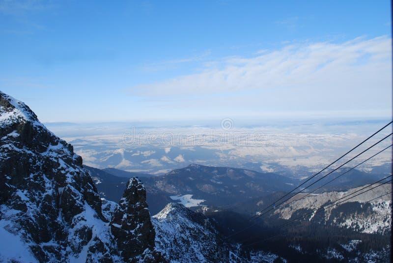 Download Tatry foto de stock. Imagem de elevador, esqui, cenário - 12813950