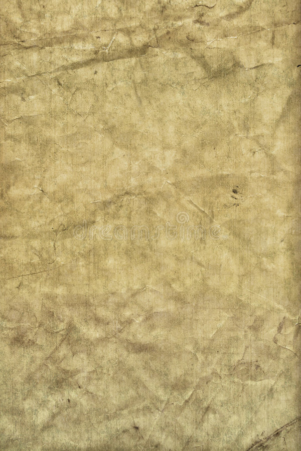 Tattered grunge paper texture stock images