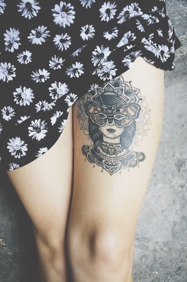 Tattoo stock photography