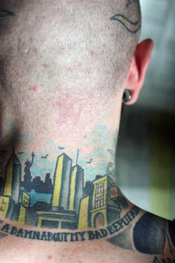 Tattoo design royalty free stock image