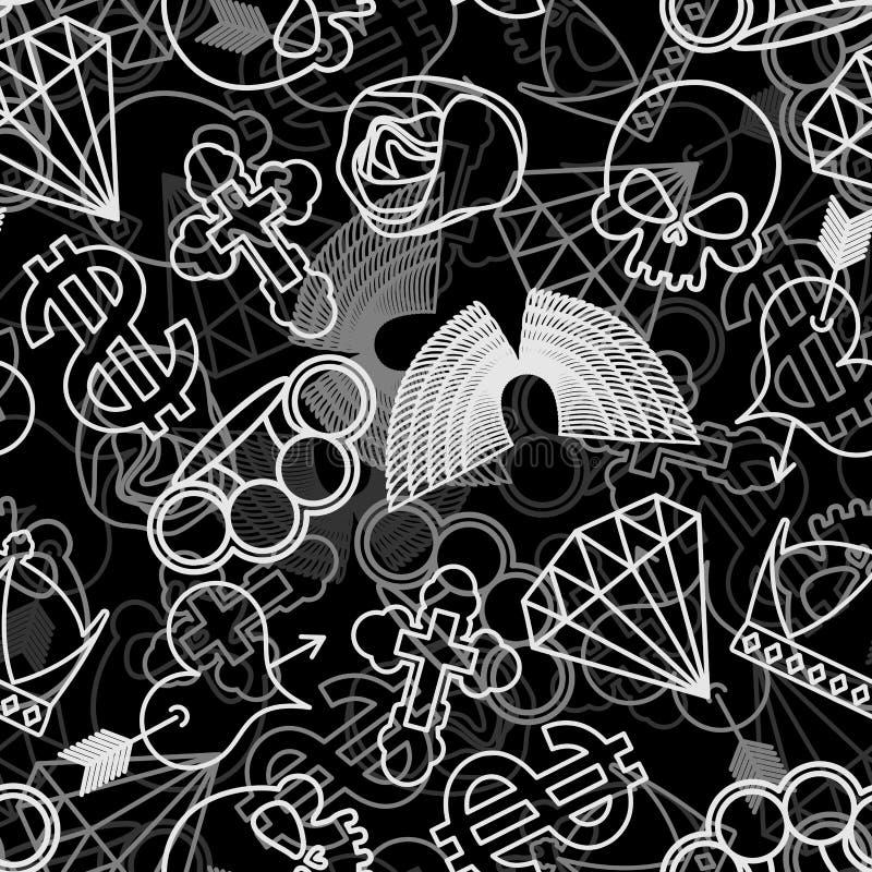 Knuckles Pattern Stock Illustrations 97 Knuckles Pattern Stock