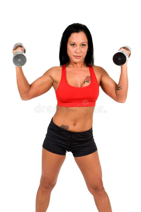Download Tattooed Bodybuilder stock image. Image of attractive - 9581579