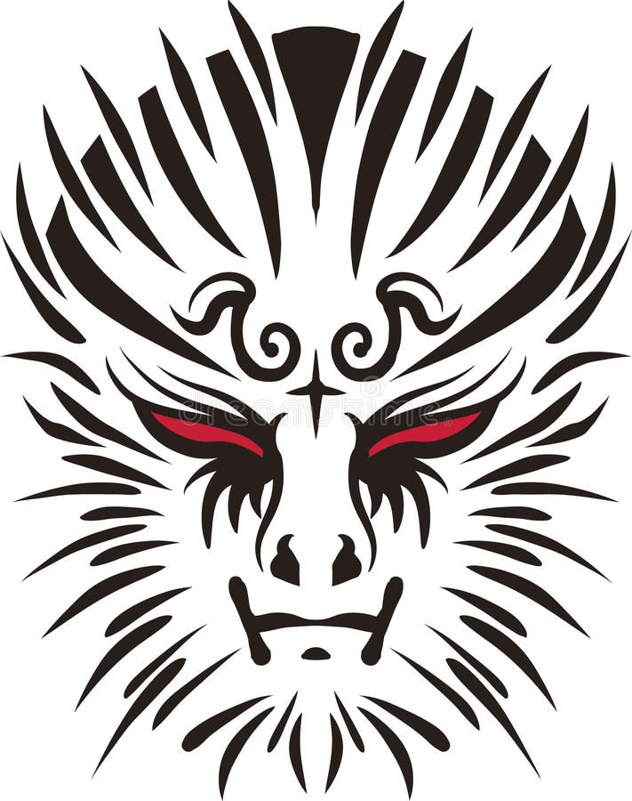 Download Tattooing Face Royalty Free Stock Images - Image: 24568969