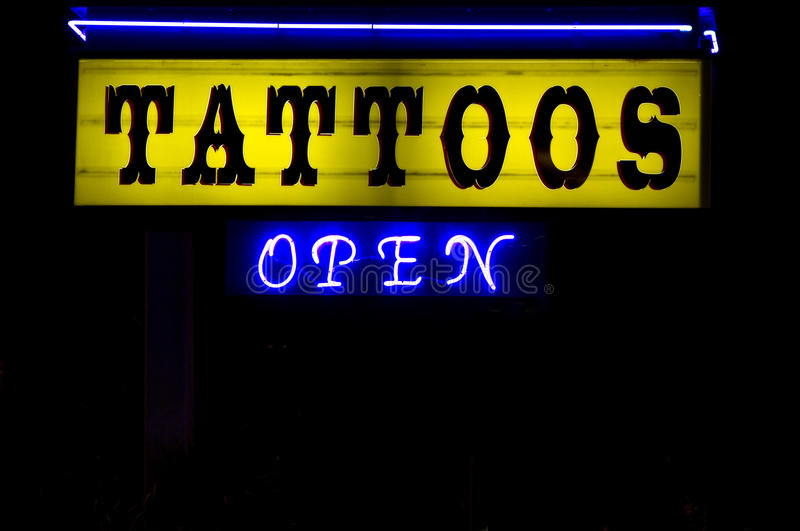 Download Tattoos stock photo. Image of glow, yellow, nobody, glowing - 13849966