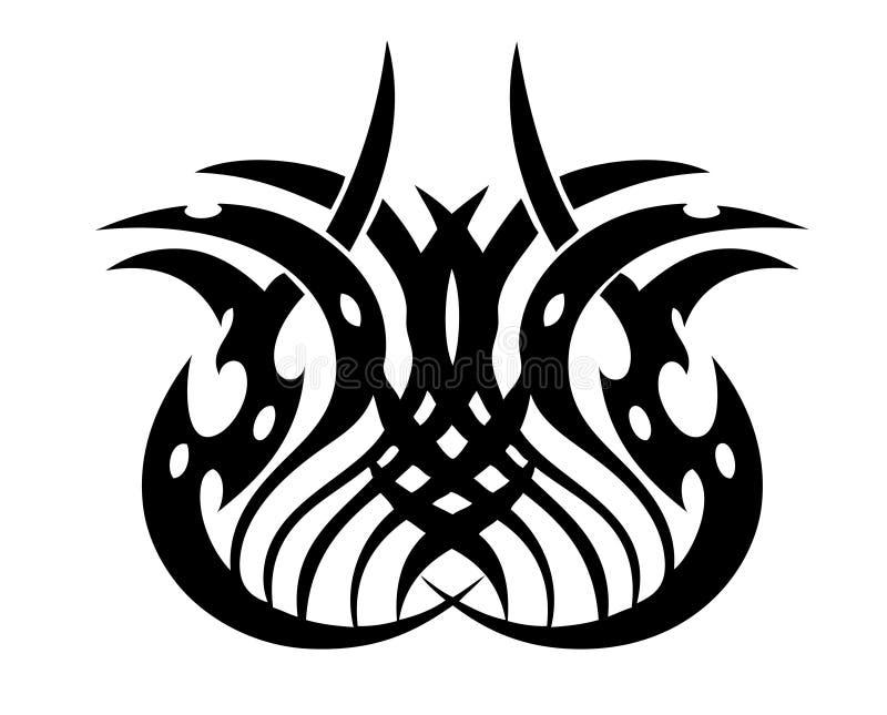 tatuaż abstrakcyjne obrazy stock