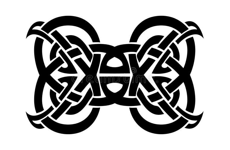 tatuaż plemienny zdjęcie stock